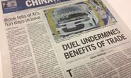 Nhóm học giả thúc giục Mỹ cảnh giác với Trung Quốc