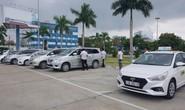 Đà Nẵng: Tài xế các hãng taxi phản đối Grab đã hoạt động trở lại
