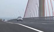 Cầu Bạch Đằng lún, võng: Bộ GTVT yêu cầu kiểm tra chất lượng thi công