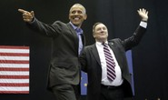 Hai ông Donald Trump, Barack Obama cùng ra trận