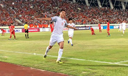 Xem 3 bàn thắng đẹp mắt ở trận Việt Nam hạ Lào
