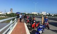 Bỏ lại xe máy, một phụ nữ bất ngờ nhảy xuống sông Hàn tự tử
