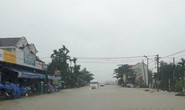 Bình Định: Nước lũ dâng cao, hàng chục ngàn học sinh phải nghỉ học