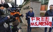 Mập mờ phiên tòa bảo lãnh nữ tướng Huawei