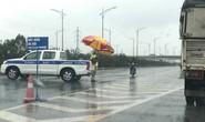 Tá hỏa phát hiện thi thể phụ nữ không nguyên vẹn trên cao tốc Hà Nội-Bắc Giang
