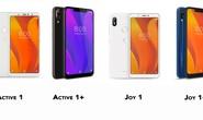 Vsmart ra mắt 4 smart phone tầm trung, giá rẻ