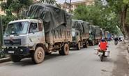 Bắt quả tang buôn lậu cực khủng 100 tấn hàng từ Trung Quốc