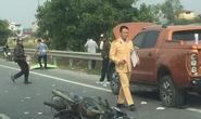 Tông ôtô đỗ ven đường cao tốc, 2 nam thanh niên tử vong tại chỗ