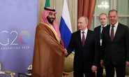 Nga - Ả Rập Saudi bật đèn xanh giảm sản lượng dầu