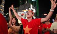 [Video] -  Người dân cả nước mừng chiến thắng tuyển Việt Nam