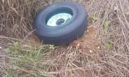 Tìm thấy chiếc lốp thứ 2 của máy bay gặp sự cố khi hạ cánh xuống Buôn Ma Thuột