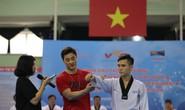 Buổi ra mắt nóng bỏng của Lý Tiểu Long Hàn Quốc tại Việt Nam