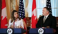 """Canada - Mỹ yêu cầu Trung Quốc thả người """"ngay lập tức"""""""