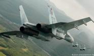 Chiến đấu cơ Nga ồ ạt đáp xuống Crimea