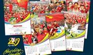 Báo Người Lao Động phát hành bộ lịch Mừng chiến thắng AFF Cup 2018