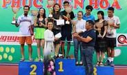 242 tay vợt tham gia giải đấu từ thiện mùa Giáng sinh 2018