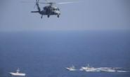 Iran và bài toán tàu sân bay Mỹ