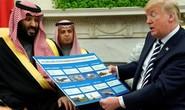 Rút quân khỏi Syria, ông Trump bất ngờ chuyền bóng sang Ả Rập Saudi