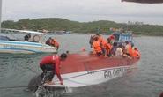 Nha Trang: Lật tàu du lịch, ít nhất 2 người chết