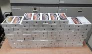 Lô hàng gần 1.200 chiếc iPhone bị bắt tại Nội Bài vẫn vô chủ