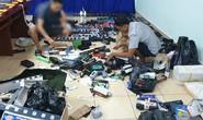Bộ Công an phá đường dây mua bán vũ khí lớn ở TP HCM