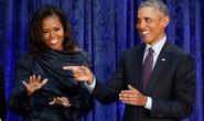Phu nhân của ông Obama bất ngờ soán ngôi bà Hillary Clinton