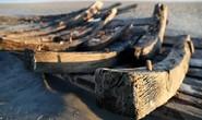 Tàu ma thế kỷ XIX bất ngờ lộ diện trên bờ biển