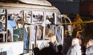 Xe chở du khách Việt bị đánh bom ở Ai Cập: Sớm đưa các nạn nhân về nước