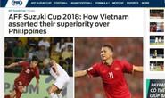 Truyền thông quốc tế khen Việt Nam hay hơn Thái Lan sau bán kết lượt đi