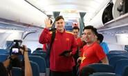 Tuyển Việt Nam bay về Hà Nội, chuẩn bị lấy vé vào chung kết