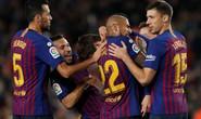 Nhấn chìm Tàu ngầm vàng, Barcelona tái chiếm ngôi đầu La Liga