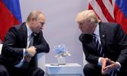 Ông Putin gửi thư mừng năm mới cho ông Trump, ngỏ ý đối thoại