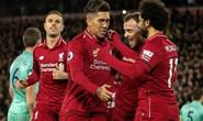 Liverpool vùi dập Arsenal đêm cuối năm ở Anfield