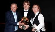 Quả bóng vàng 2018 Luka Modric: Một lần và mãi mãi