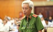 Thiếu tướng Phan Anh Minh: Chỉ cần ngửi chất bẩn tạt vào nhà con nợ là ói mửa