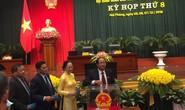 Bầu nhân sự mới thay phó chủ tịch UBND TP Hải Phòng xin thôi chức trước niên hạn