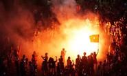 Những hình ảnh tuyệt vời ở trái tim hồ Gươm mừng chiến thắng của tuyển Việt Nam