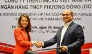 Trend Micro tăng cường bảo mật thông tin cho khách hàng của OCB