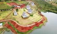 Các công trình xâm hại hồ Tuyền Lâm tháo dỡ nửa vời