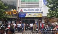 Khoanh vùng nghi phạm dùng súng cướp ngân hàng ở Bình Thạnh