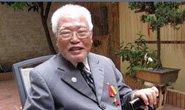 Nguyên Bí thư Hà Nội Nguyễn Văn Trân qua đời ở tuổi 102
