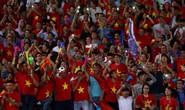 Chốt phương án bán vé trận Việt Nam - Malaysia