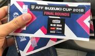 Vé trận chung kết lượt về Việt Nam-Malaysia cao nhất 600.000 đồng/vé