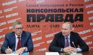 Ông Putin biết ai tấn công căn cứ Nga ở Syria