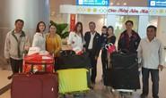 Gia đình xúc động đón cô dâu Việt từ Đài Loan về quê ăn Tết