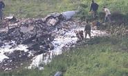 Chiến đấu cơ Israel bị Syria bắn hạ