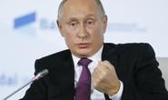 """Ông Putin lên tiếng vụ chiến đấu cơ Israel """"bị Syria bắn hạ"""""""