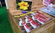 Báo Người Lao Động đoạt giải nhất bìa báo xuân ấn tượng