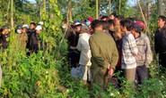 Một thai phụ chết trong tư thế treo cổ ở vườn tiêu