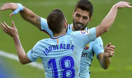 Barcelona bất bại 31 trận, Valverde sánh ngang Guardiola